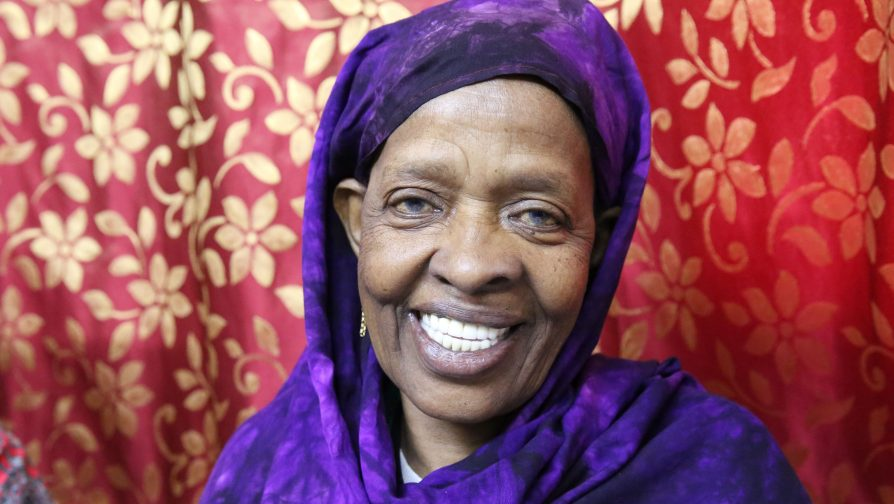 Syria: A Somali refugee proud to support her community
