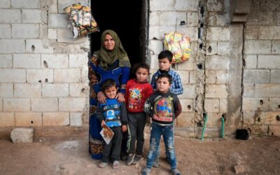 Inside Syria, millions face destitution after a decade of pain