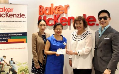 Baker McKenzie's Bangkok Office Collaborates with UNHCR