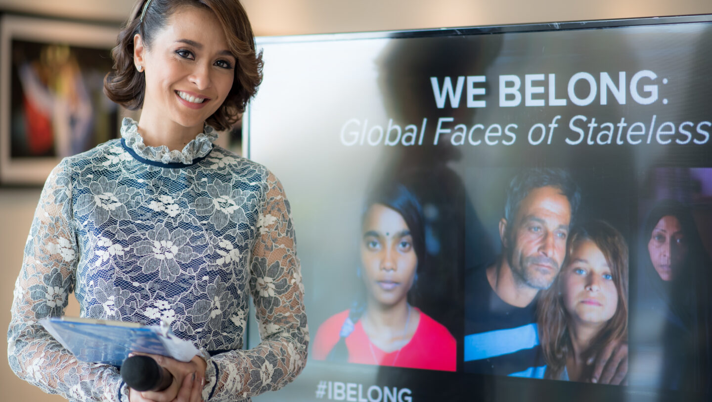 WE BELONG: Global Faces of Statelessness