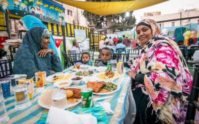 This Ramadan, UNHCR calls for solidarity with those hit hardest by the global pandemic