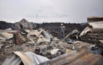 UNHCR rushing to help displaced after volcano eruption in DR Congo