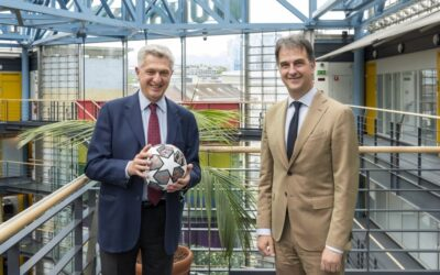 UEFA and UNHCR partner to support refugees