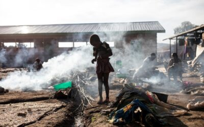 Nearly 6,000 people flee brutal attacks on displacement sites in eastern DR Congo