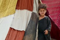 Displaced Afghan family struggles to cope amid latest violence
