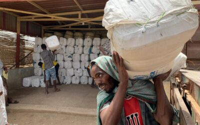 Severe storms damage shelters of 16,000 Ethiopian refugees in Sudan