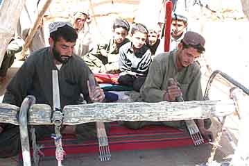 Unhcr Instability Delaying Return Say Afghan Weavers In