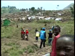 Helping The Displaced in North Kivu