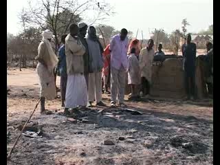 New Violence In Darfur