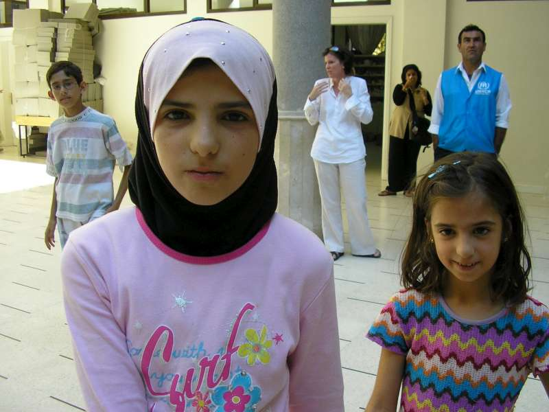 These young girls were sent to Syria with relatives, while their […]