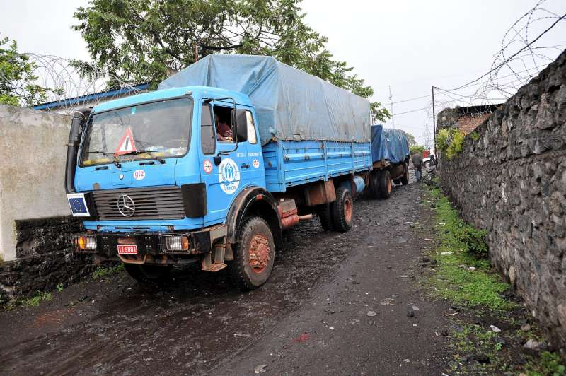 A UNHCR convoy carrying 33 tonnes of various aid items, including […]
