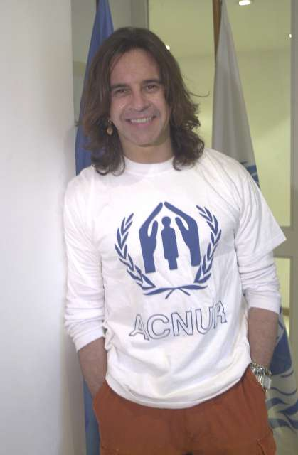 UNHCR Goodwill Ambassador Osvaldo Laport is one of Argentina's […]