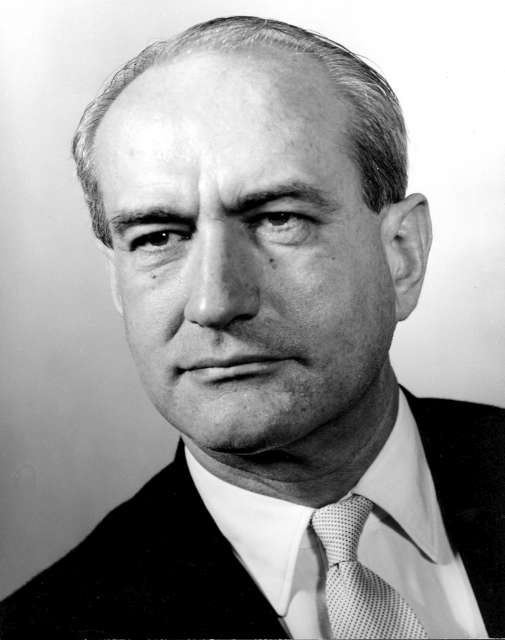 Mr Felix Schnyder, UN High Commissioner for Refugees 1961-1966