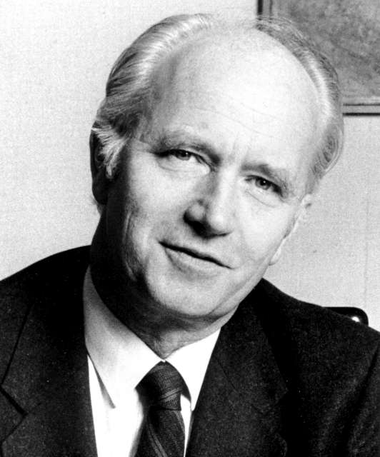 Mr Thorvald Stoltenberg, UN High Commissioner for Refugees January 1990-November 1990
