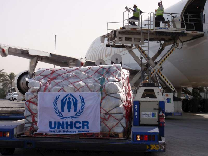 Unhcr Unhcr Airlift Of Emergency Aid Arrives In Pakistan