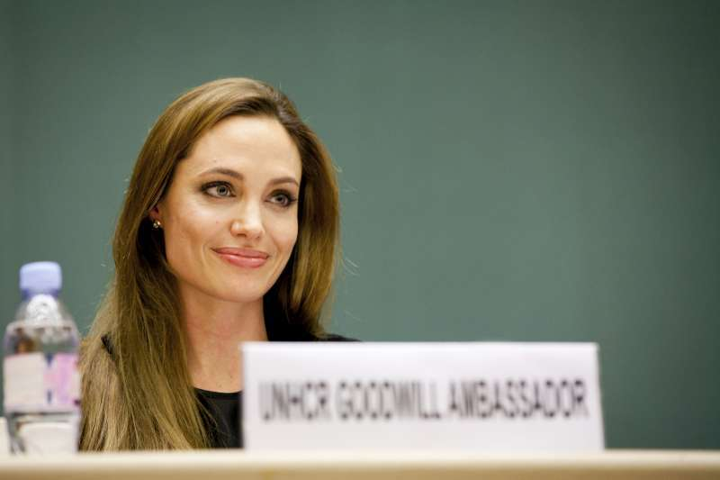 Goodwill Ambassador Angelina Jolie's 2009 World Refugee Day message
