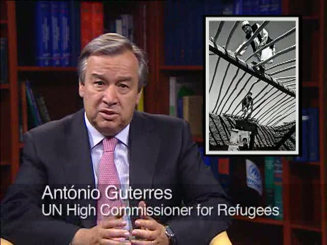 The High Commissioner's 2009 World Refugee Day message