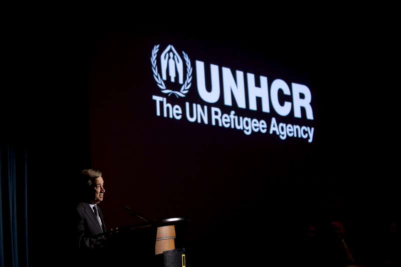 UN High Commissioner for Refugees, António Guterres, speaking […]