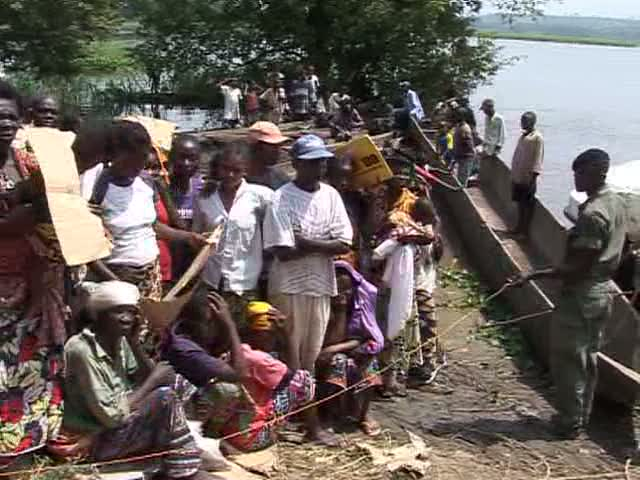 Refugees in Republic of Congo