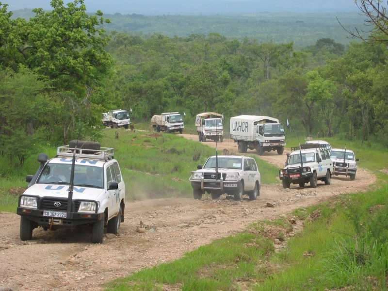 Unhcr Unhcr Rolls Out Satellite Tracking System For Vehicles