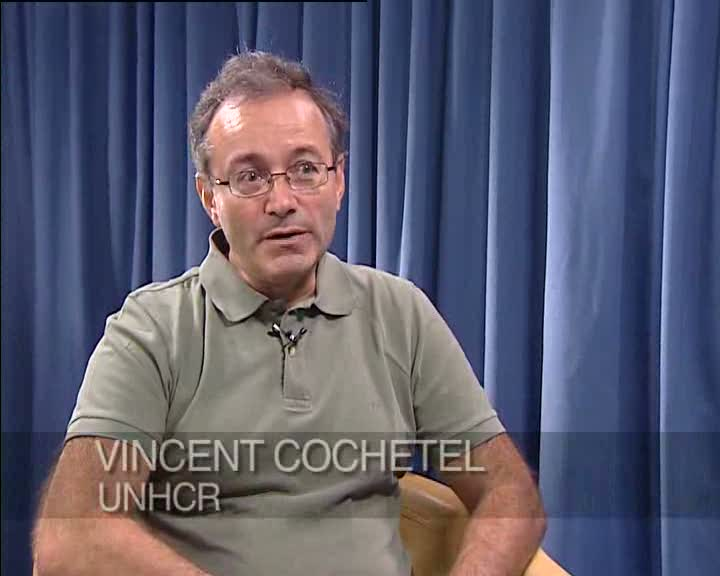 Vincent Cochetel interview