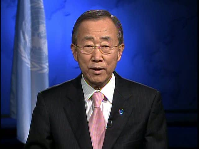 Message of the UN Secretary-General
