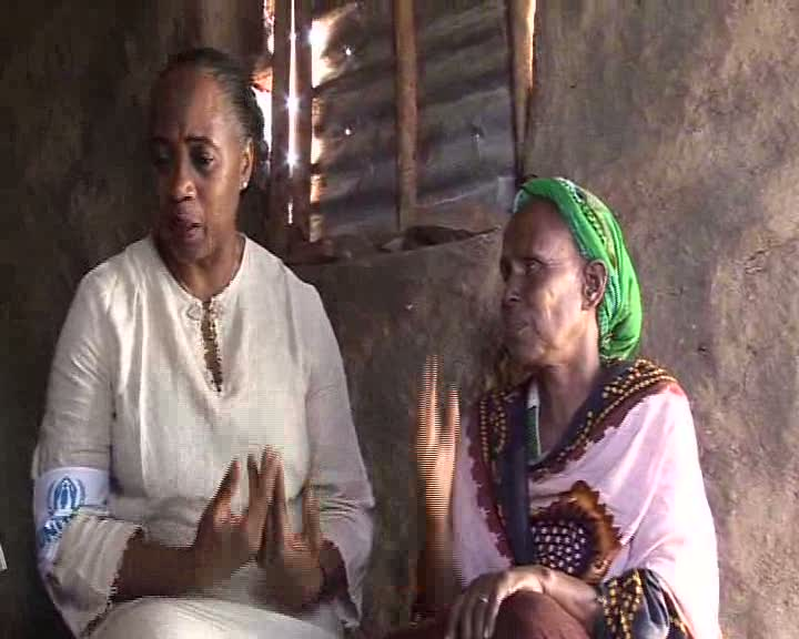 Goodwill Ambassador: Barbara Hendricks in Ethiopia