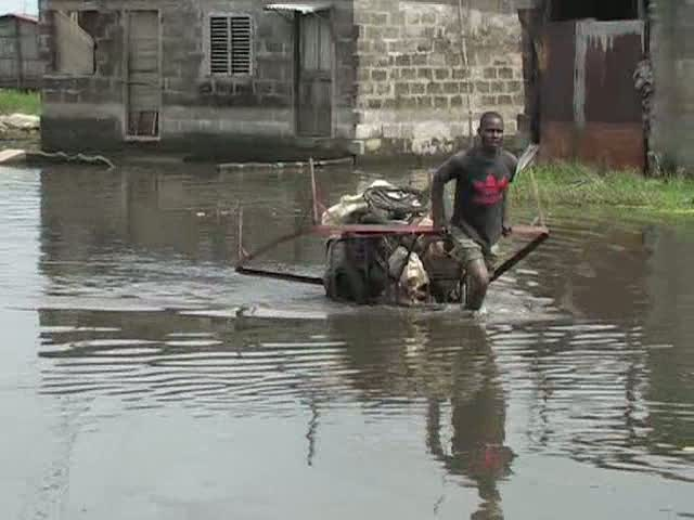 Benin: Swept by Floods