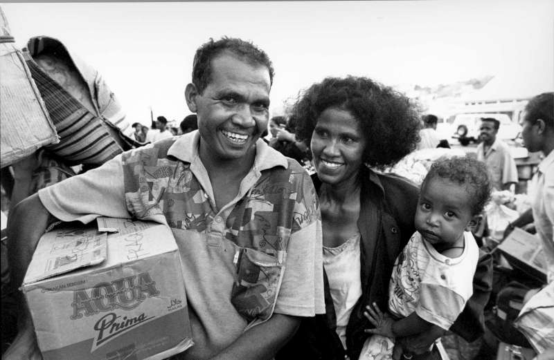 The end of the 20th century was marked by a refugee exodus from East Timor. When an international force restored order, many of the displaced were able to go home with the help of UNHCR.