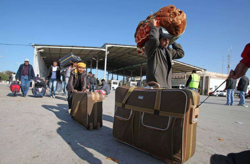In the first 10 days of the crisis, some 70,000 people in Libya […]