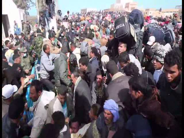 Tunisia: Border Tensions