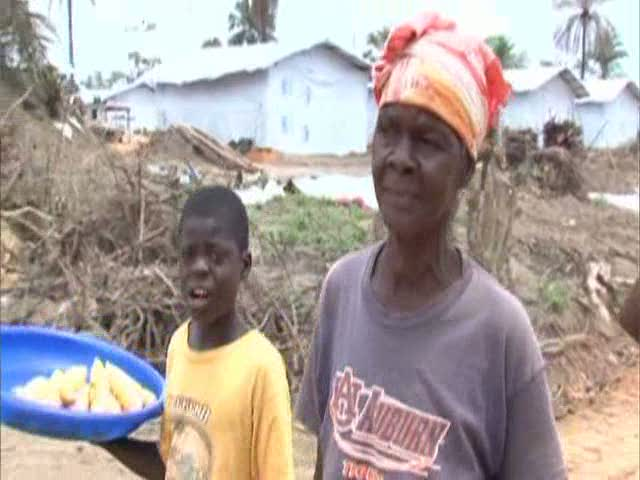 Liberia: A Neighbour's Help