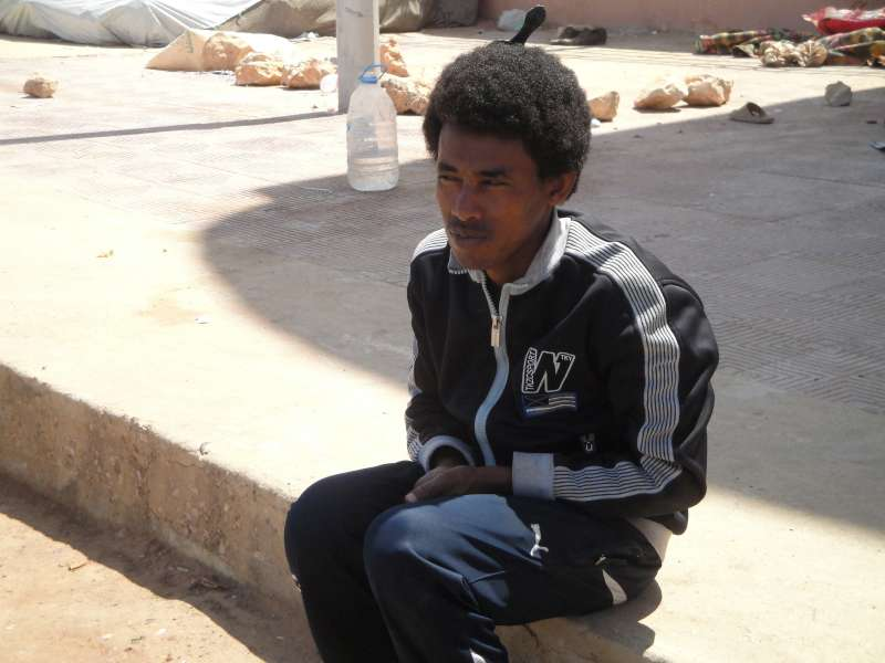 1 Refugee Without Hope: Eritrean teen does not dare to dream