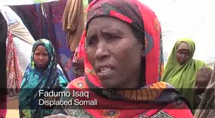 Somalia: Fleeing hunger
