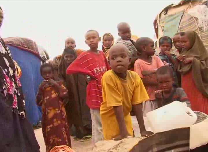 Somalia: Fleeing Famine