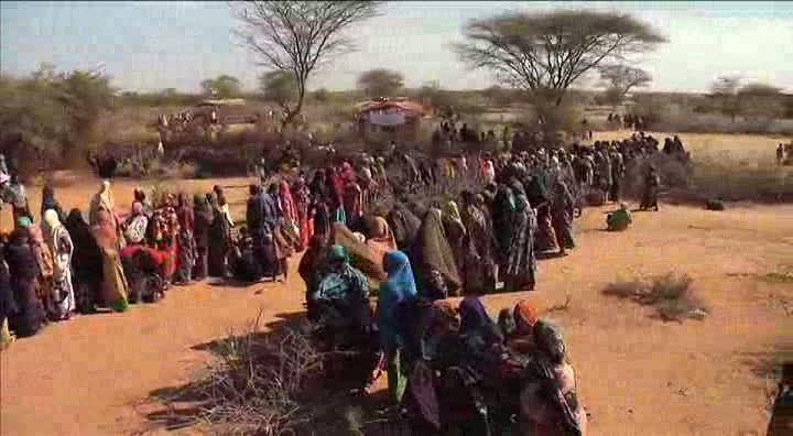 Somalia: Displaced by Drought