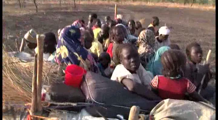 South Sudan: Seeking Safety