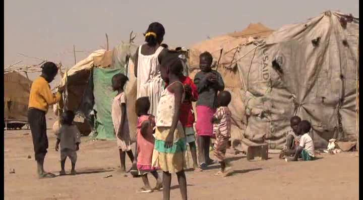 Sudan: Heading for a New Home