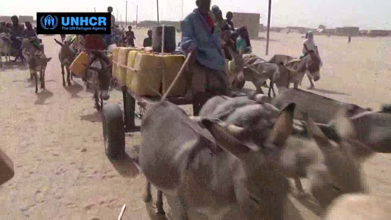 Mauritania: Convoy to Safety