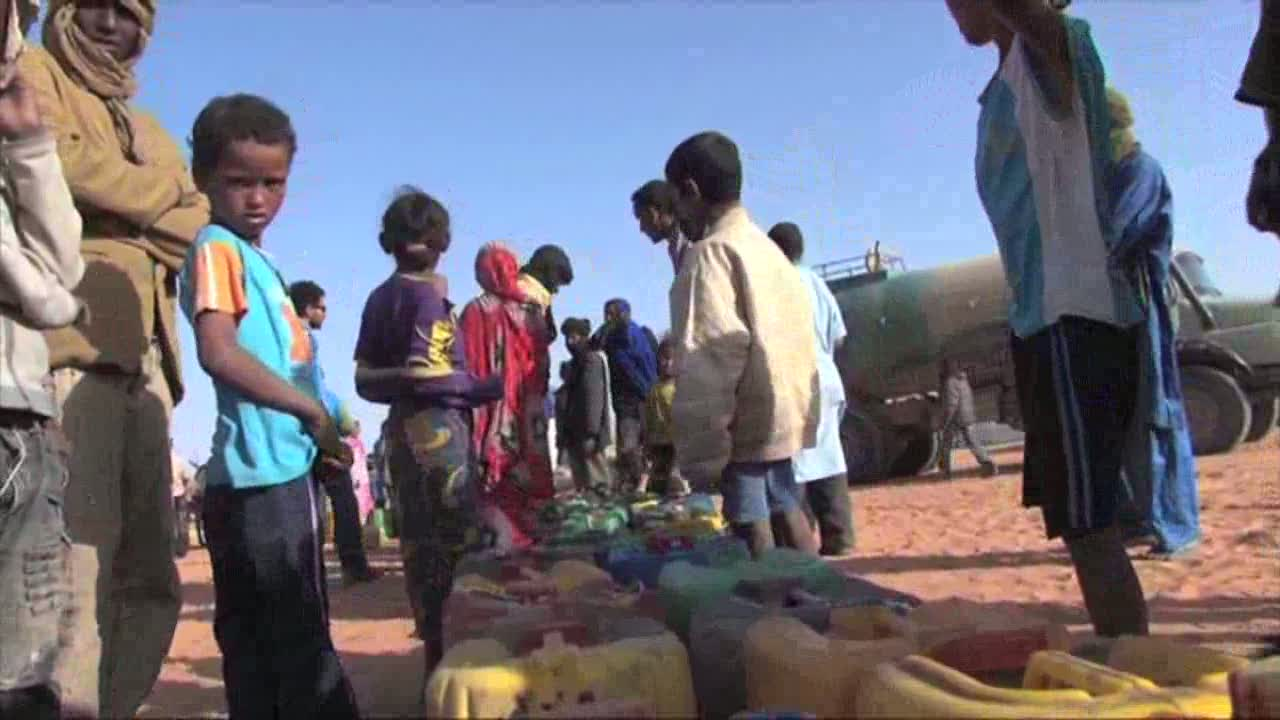 Mauritania: Help in the Desert