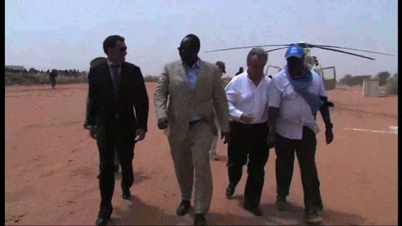Mauritania: Scramble for Water