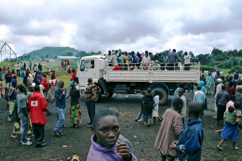 After crossing into Rwanda, the new arrivals are transported […]