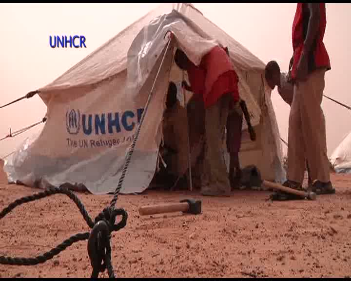 Niger: New Camp in Niger
