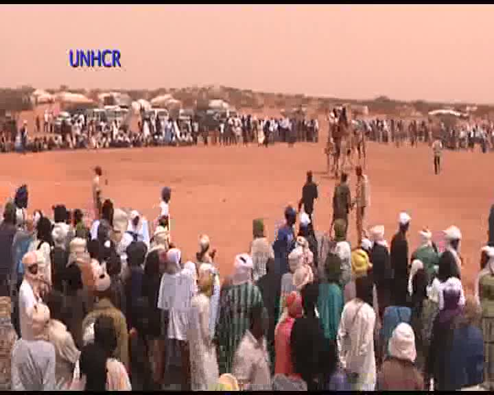 Niger: New Arrivals in Aroyou