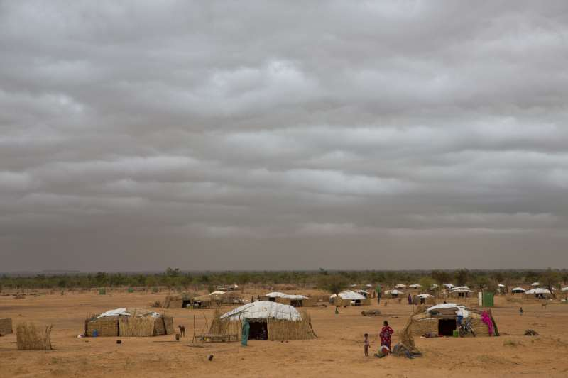 Damba camp, where most of the refugees are Tuaregs from Gossi, […]