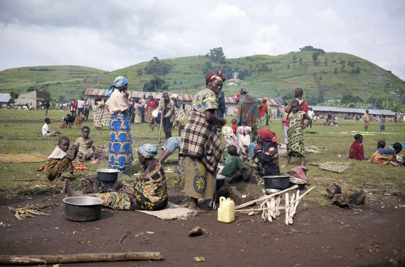 Unhcr Shocked By Abuse Of Congolese Civilians As Fighting Persists