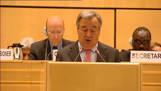 UNHCR Geneva: Executive Committee 2012