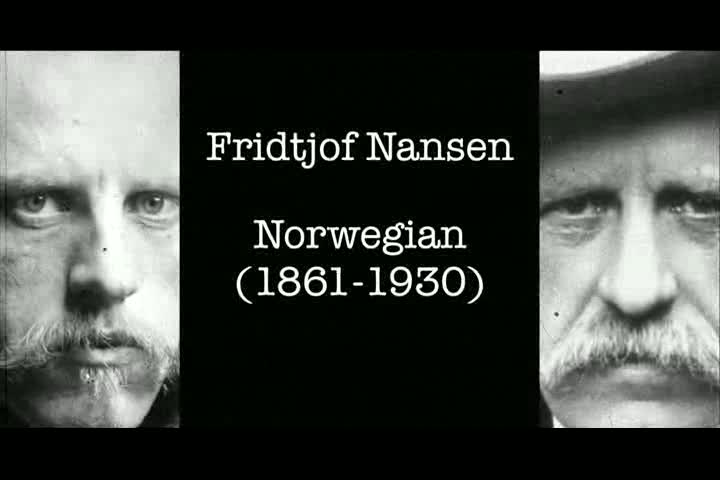 An introduction to Fridtjof Nansen