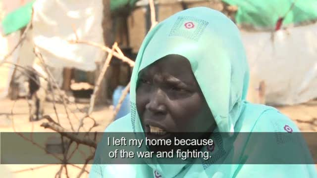 South Sudan: Oumi's Story