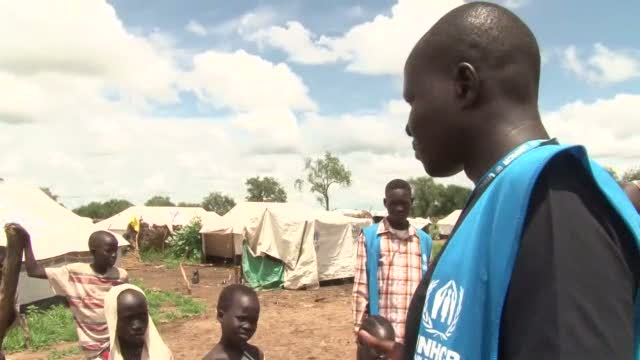 South Sudan: In my Shoes